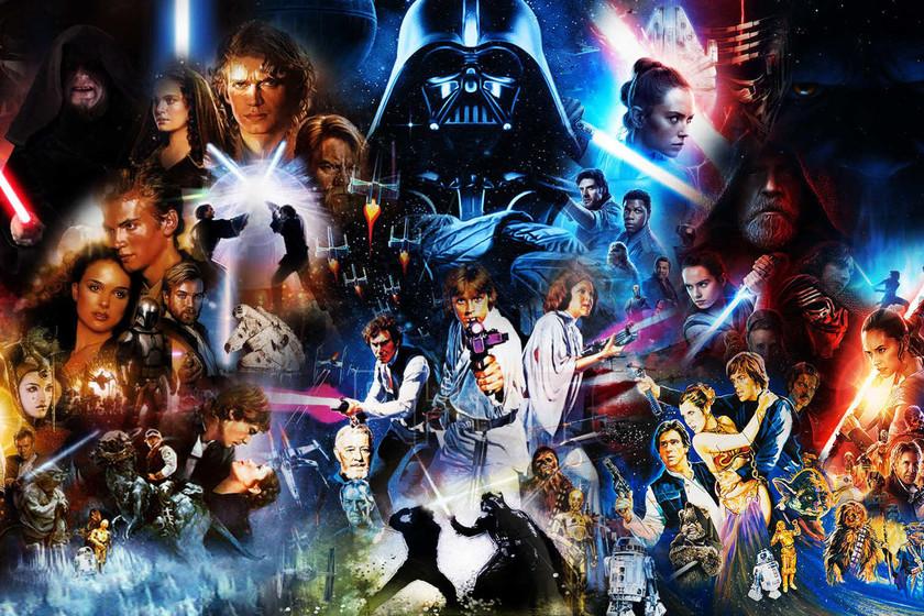 Star Wars El Orden Cronológico Correcto De Todas Las Películas Y Series