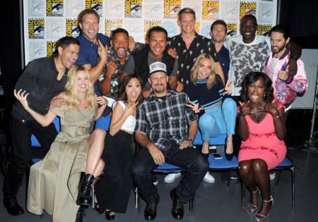 Escuadon Suicida en la Comic-Con