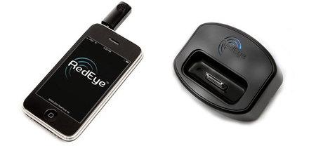 RedEye, controla remotamente todos tus dispositivos (televisión, home cinema, reproductor DVD,...)