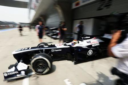Otro cero para Williams y el panorama no mejora