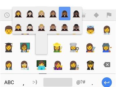 Google lanza 600 nuevos emojis con Android Nougat 7.1