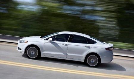 2013 Ford Fusion: gasolina, híbrido y plug-in