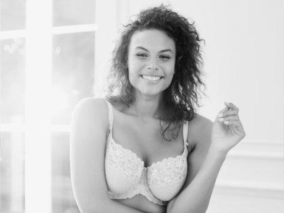 Olvídate de las tops, la marca de lencería Panache apuesta por las historias de mujeres reales