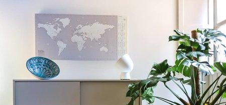 ¿Eres un viajero empedernido? Entonces, te encantarán estos mapas magnéticos para marcar tus viajes