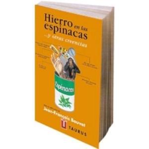 Libros que nos inspiran: 'Hierro en las espinacas', de Jean-François Bouvet
