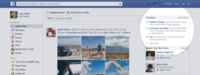"""Facebook también se apunta a la moda de los """"trending topics"""""""