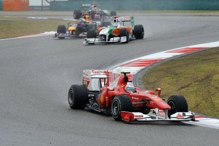 GP de España 2010: Fernando Alonso espera una carrera en seco