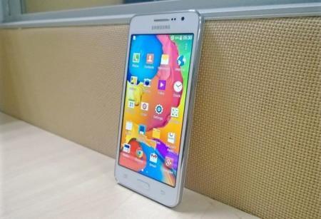 Samsung Galaxy Grand Prime, aparece en escena con mejor cámara frontal