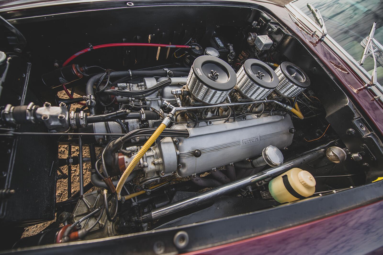Foto de Ferrari 375 America Coupe Vignale (1954), a subasta (16/16)