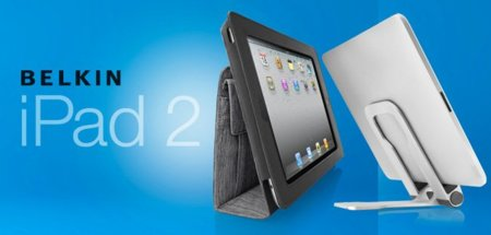 Nueva colección de accesorios de Belkin para el iPad 2
