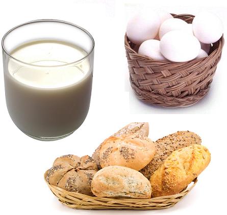 Los productos alimenticios básicos siguen encareciéndose