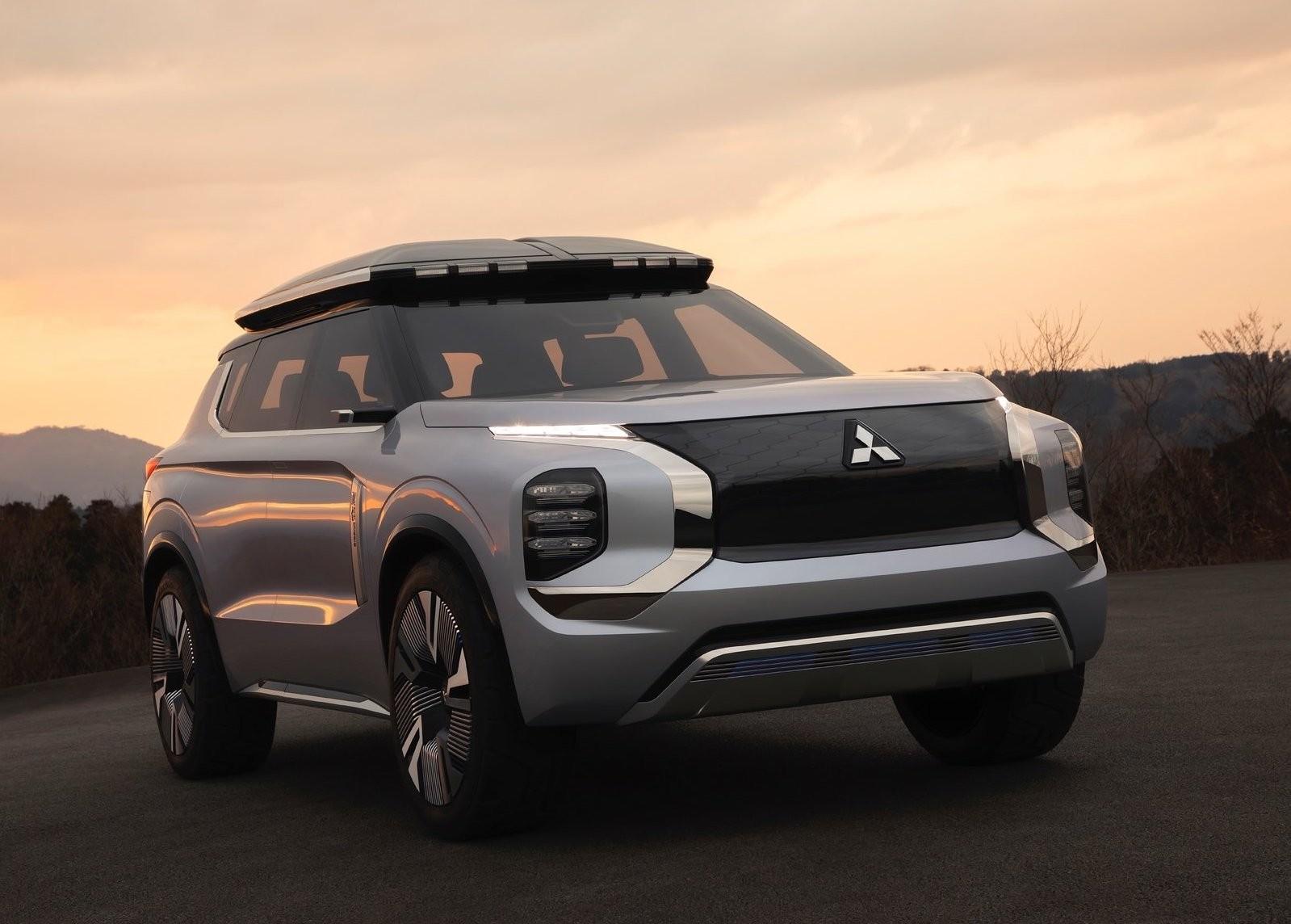 Foto de Mitsubishi Engelberg Tourer Concept (8/34)