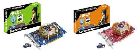 Tarjetas gráficas Asus certificadas HDMI