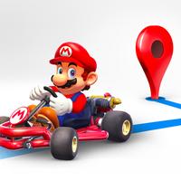 Así celebra Android el 'Mario Day': Mario Kart llega a Google Maps y Super Mario Run rebajado al 50%