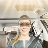 La visera digital: Bosch quiere reinventar un objeto que llevaba décadas sin cambios en los autos