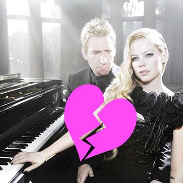 ¡Estamos que tiramos el amor! Se separa Avril Lavigne