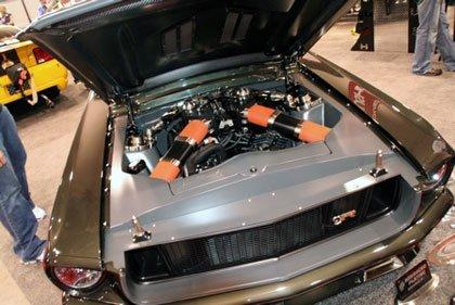 ROUSH Reactor Mustang