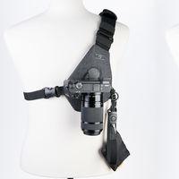Coton Carrier Skout, un sistema para llevar la cámara muy a mano presentado a través de KickStarter
