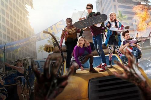 'Daybreak': John Hughes, Mad Max y George Romero conviven en la vibrante gamberrada juvenil de Netflix