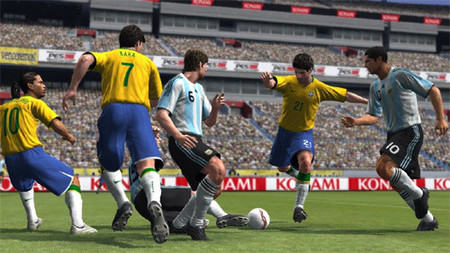 Pro Evolution Soccer 2009 tendrá la Champions League
