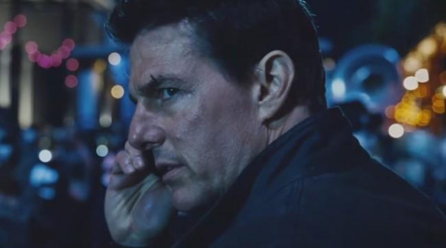 Tom Cruise vuelve a dar vida a Jack Reacher