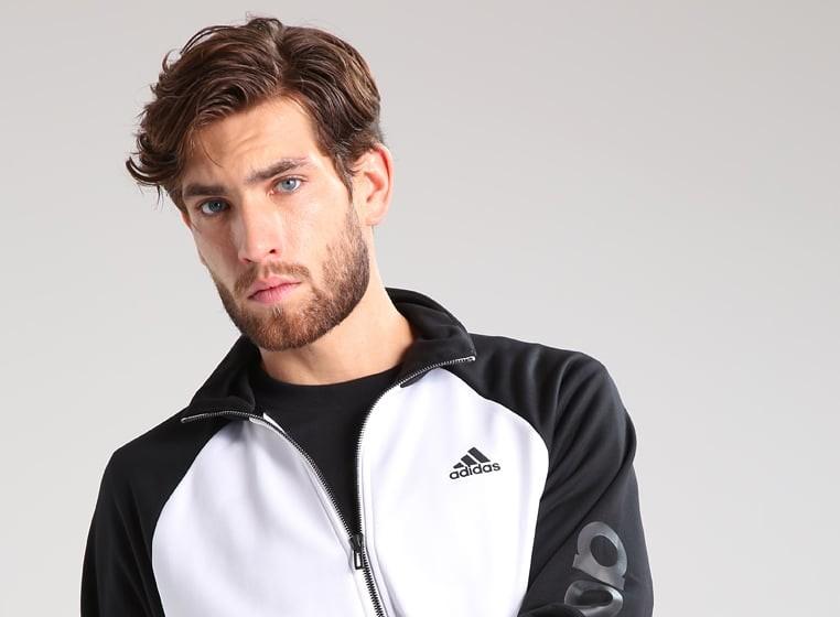 Zalando nos ofrece este chándal Adidas Performance Marker en