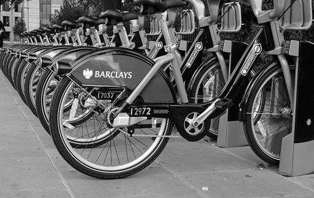 Londres en bicicleta, más fácil