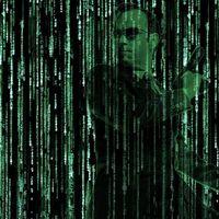El sorprendente origen de la lluvia digital de 'Matrix' está en un libro de cocina