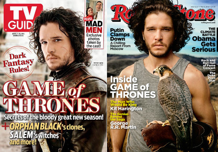 kit harington en portadas