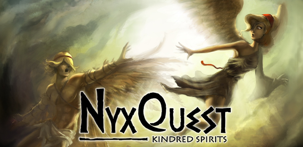 NyxQuest: Kindred Spirits, Greek mythology in this game of platforms and puzzles for Android, which debuted on the Wii