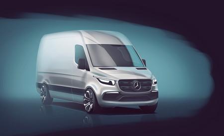 El nuevo Mercedes-Benz Sprinter se tragó un Clase S y ahora luce así de bien