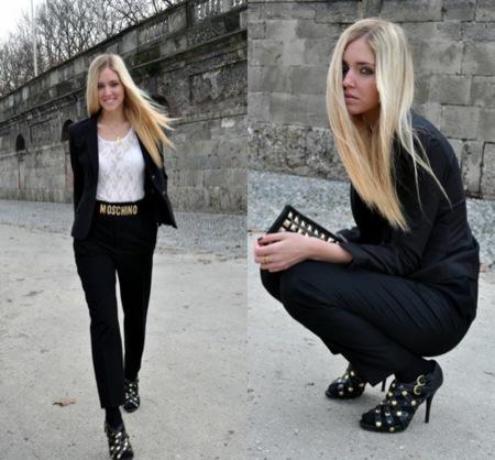 Looks de calle: elige tu blazer favorito. Boyfriend