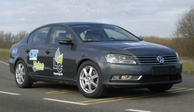 CPT Volkswagen Passat semi-híbrido