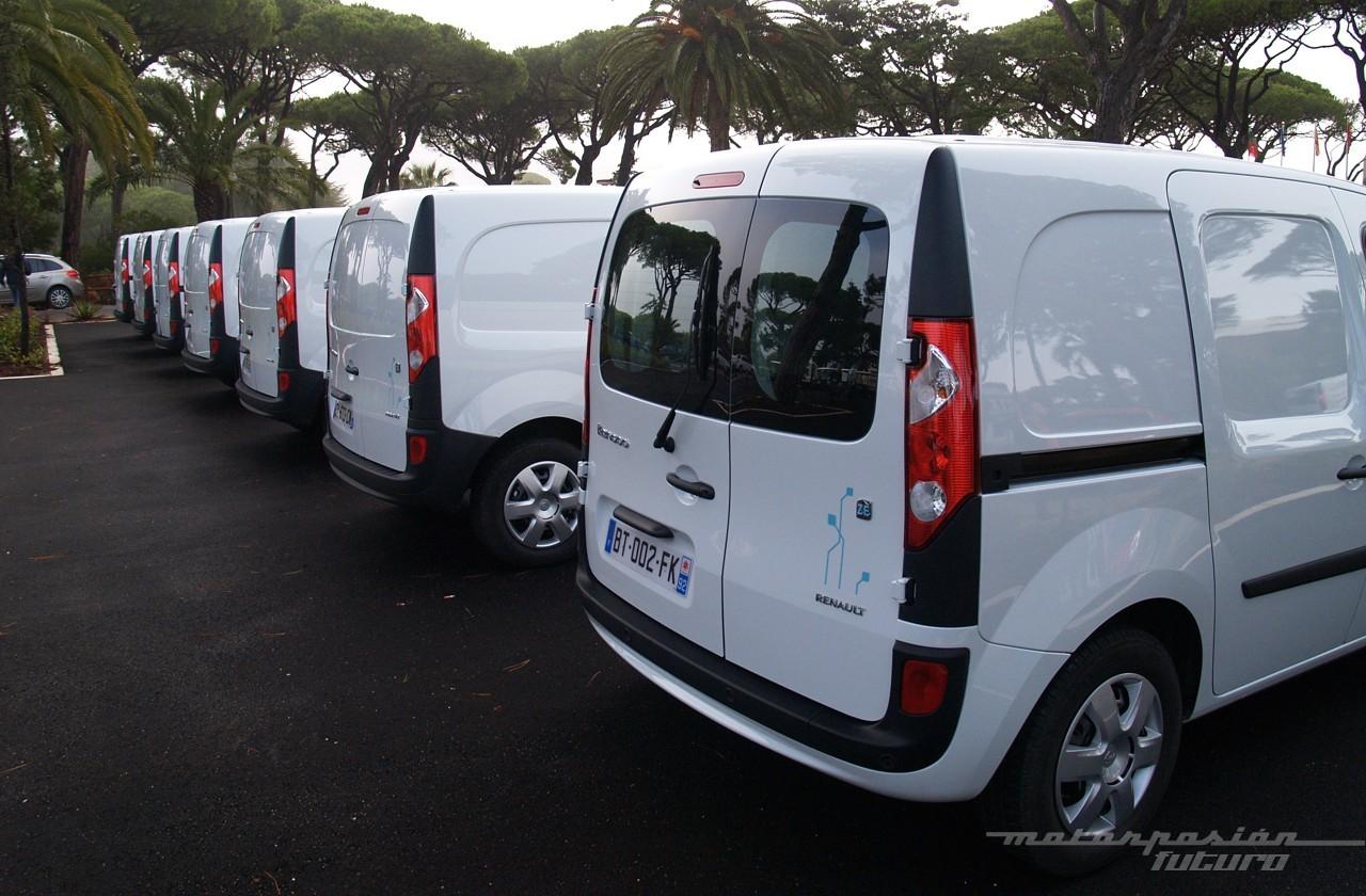 Foto de Renault Kangoo Z.E. (presentación) (15/15)