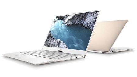 Dell XPS 13: renovando sus colores, con pantalla 4K, marcos más pequeños y procesadores Intel de octava generación