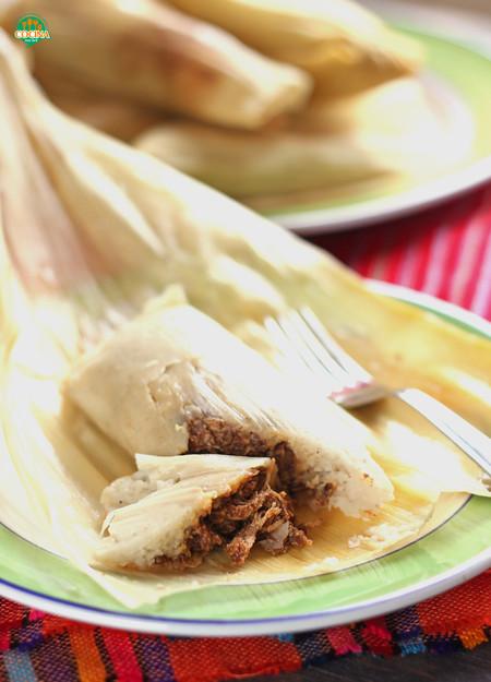 Tamales De Mole 1