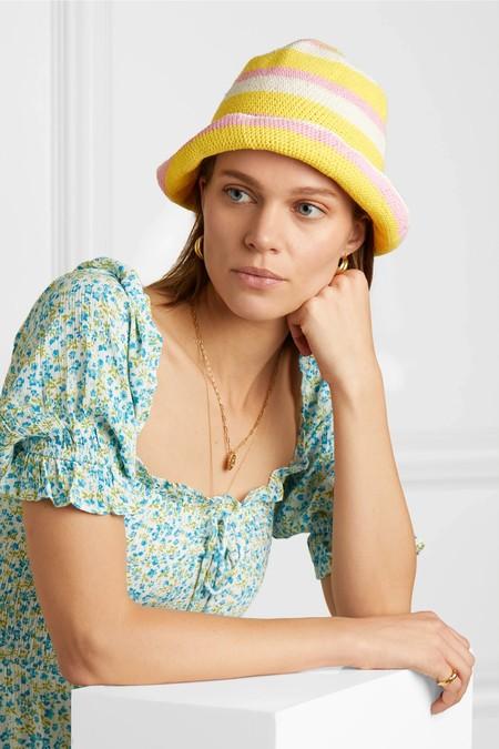 Bucket Hat Crochet 01