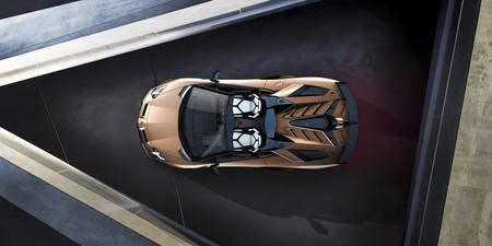 Lamborghini Aventador Svj Roadster 2019 031