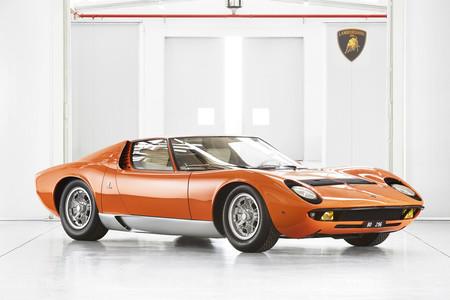 Lamborghini Miura P400 'The Italian Job' 1969