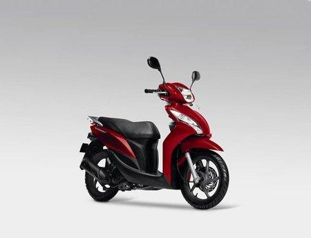 Honda Vision, el nuevo scooter utilitario de Honda