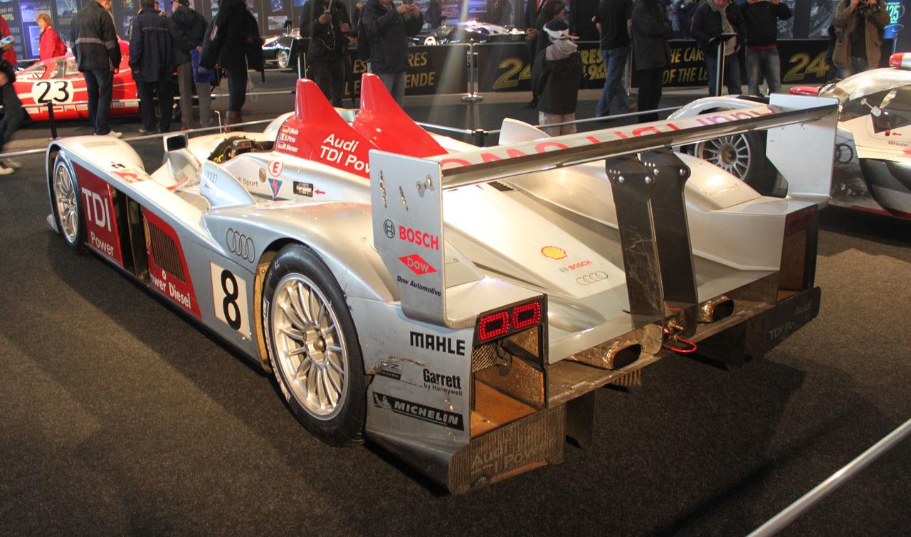 Foto de 24 horas de Le Mans 2013 - 10 coches de leyenda (96/140)