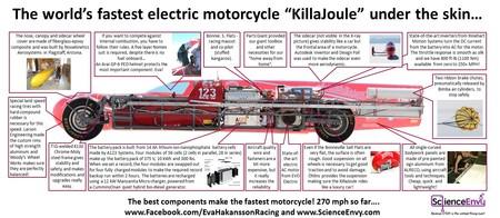 Record Velocidad Moto 5