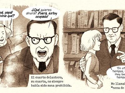 'La niña de sus ojos': biografías cruzadas en torno a James Joyce