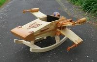 Atención futuros pilotos rebeldes, vuestro x-wing está listo para despegar