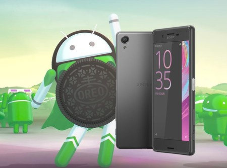 Image result for sony android oreo