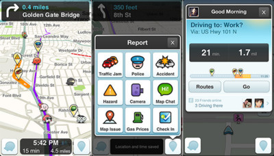 Google a punto de comprar Waze, según la prensa israelí