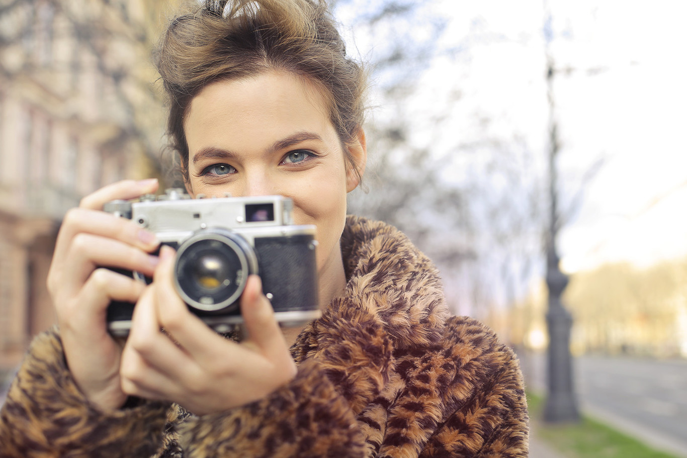 FOTOGRAFIA INTERESANTE - Magazine cover