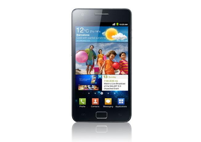 Foto de Samsung Galaxy S II (1/8)