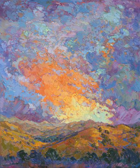 Erin Hanson Impressionism Impresionismo Cultura Inquieta6