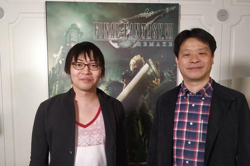 """""""Era el momento de crear un remake y contar esa maravillosa historia de una forma moderna"""". Entrevistamos a Yoshinori Kitase y Naoki Hamaguchi de Final Fantasy VII Remake"""